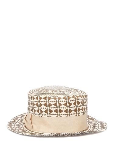 Tesi Şapka Bej
